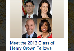 2013_class_of_henry_crown_fellows