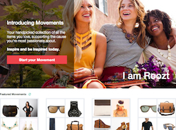 Roozt.com: Harnessing the Power of Online Shopping for Social Good