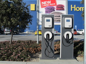 Ikea Plugs In 4 Electric Vehicle Charging Stations In Costa Mesa Ca