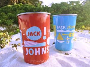 Jack_johnson_steelys_reusable_pint_cup_lanikai_beach_hawaii