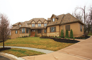 Kansas city builder creates health home r press releases on for American exteriors kc