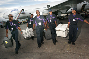 Fedex_orbisjamaica_ees_in_action