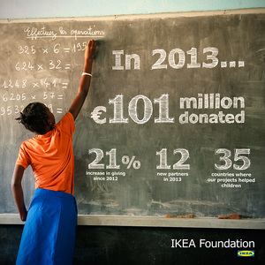 Ikea-foundation-2013-achievements