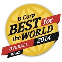 B Lab with the release of the third annual 'B Corp Best for the World' list