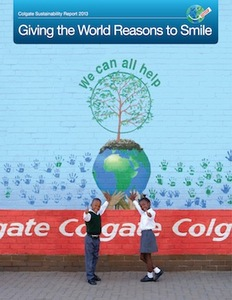 Colgate_sustainability_report_2014_cover