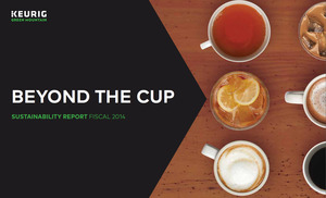 Coverimage_keurig_fiscal2014_sustainabilityreport