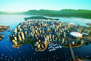 Vancouver_aerial_-_2011