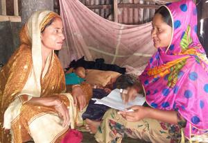 Wrabangladeshcommunityvisits
