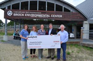 Smithfield Foods Donates $25,000 to the Chesapeake Bay