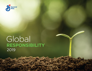 General Mills Global Responsibility Report Highlights Employee Engagement,