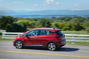 2020 Chevrolet Bolt EV to Offer 259 Miles of Range