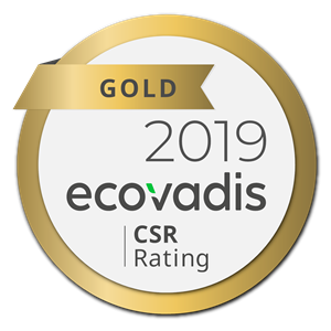 Ecovadis-gold-medal