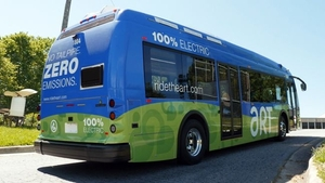 Transit Bus Charging in Asheville Gets $200 000 Boost From Duke Energy