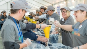PepsiCo Kicks Off Month-long Global Volunteering Event to Distribute More