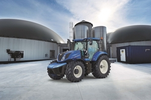 New Holland Agriculture Wins the Inaugural Sustainable Tractor of the Year® Award at Agritechnica 2019