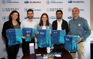 Dining Out For Life® Hosted by Subaru Achieves Record $4.2 Million in