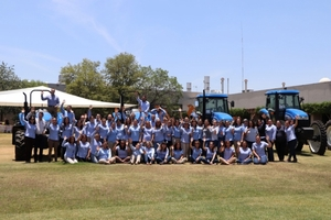 Great Place to Work® Recognizes CNH Industrial Mexico