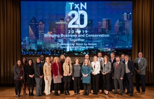 Comerica Bank Named in the Inaugural Texan by Nature 20