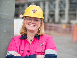 Bechtel's Peggy Mccullough to Receive the 2019 ASME Henry Laurence Gantt