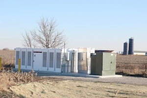 Battery Project Will Stabilize Solar Power