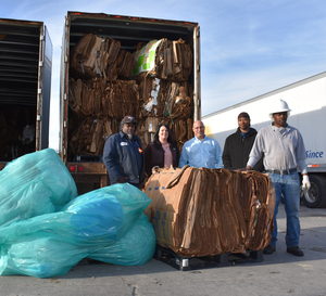 Lewiston_recycling_team