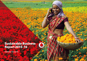 vodafone sustainability report All our reports can be downloaded from the vodafone sustainability reporting centre we also provide links to our transparency disclosures on issues such as taxation, digital rights and freedoms, and the gender pay gap.