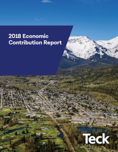 Teck Releases 2018 Economic Contribution Report
