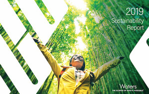 Waters_corp_19_sustainability_report_2018_cover